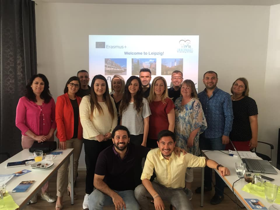 2nd Transnational Meeting Immigrant Friendly Cities
