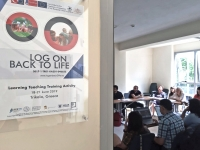"""Log On Back to Life"" hosted at AKETH"