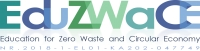 The online platform of the project Education for Zero Waste and Circular Economy (EduZWaCE) is active