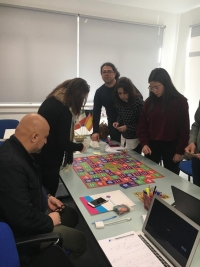 "Fourth Transnational Project Meeting of ""Game-based Learning for Adults"" in Vasto, Italy"