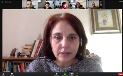 Online Project Meeting of the SCoopConSS project
