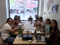 Game Based Learning Final Transnational Meeting in Granada, Spain