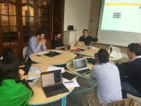 2nd Project Meeting of the Tutorbot for Vet Project