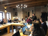 "4th Transnational Project Meeting ""Developing Farmers' Digital Skills"" in Mikulov in Czech Republic"